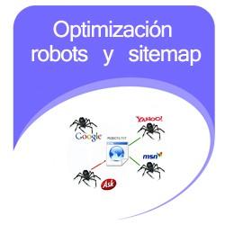 Optimización de Robots y sitemaps