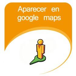 Aparecer en google maps