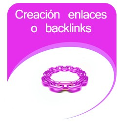 Creación de enlaces o backlinks