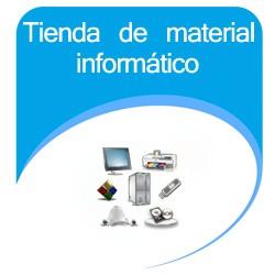 Tienda de material informático