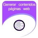 Generamos contenidos web