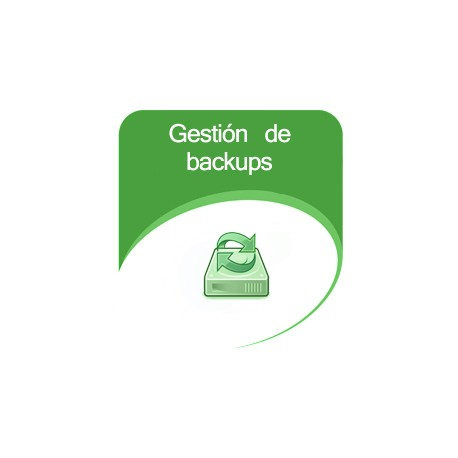Backups Copias de seguridad